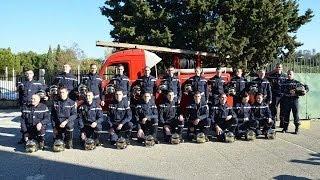 Formation d'Intégration 32 Sapeurs Pompiers 13