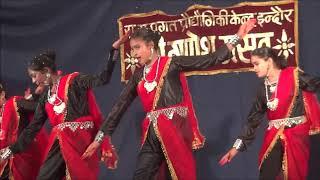 Ekdantaya Vakratundaya / Hey Gajavadana | DANCE PERFORMANCE (Danspire Choreography)