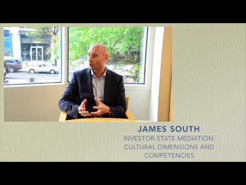 Investor-State Mediation: Cultural Dimensions and Competencies