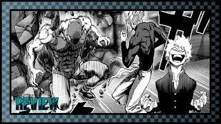 One-Punch Man Chapter 70 & 71 REVIEW - GAROU VS TANK TOPPER ARMY