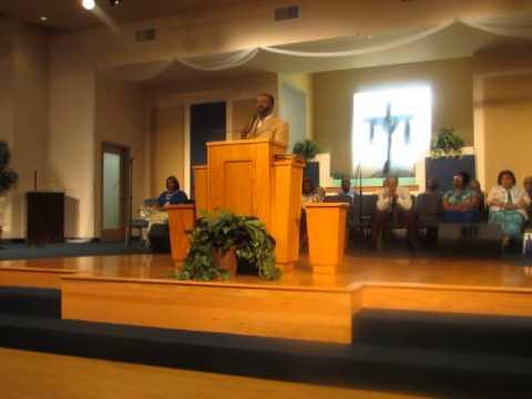 Rev. Tim Johnson