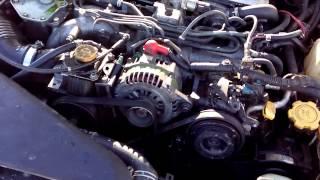 Так не заводится контрактный двигатель SUBARU LEGACY EJ20TT(, 2014-03-21T14:38:47.000Z)