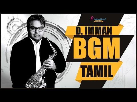 D Imman BGM | Tamil hit Songs 2016 | Vikram | Samantha | Sivakarthikeyan | Jayam Ravi | Hansika