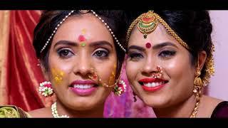 Shreyal Weds Krushang  Wedding  highlights-2018
