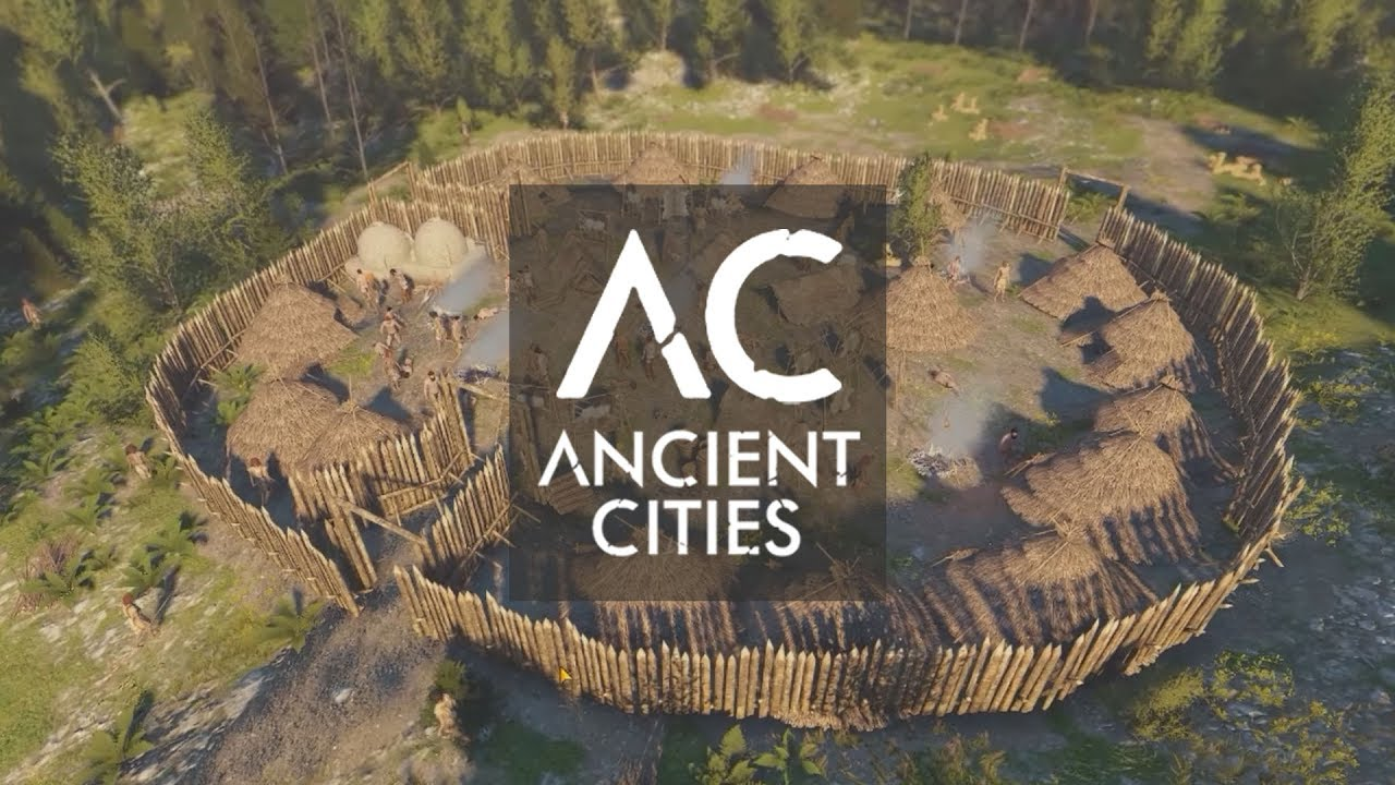 Ancient Cities game