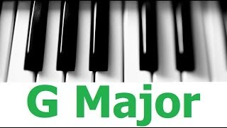 G Major Scale & Chords [All Scales & Chords Tutorial #2]