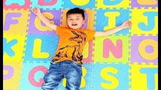 Kids Learn English Alphabet  ABC Song