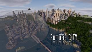 Minecraft City 13