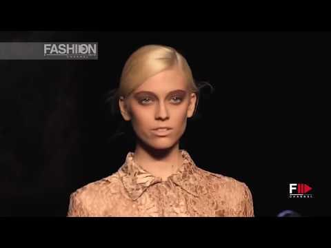 FRANCESCO SCOGNAMIGLIO Spring Summer 2012 Milan - Fashion Channel
