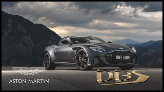 The new Aston Martin DBS Superleggera - #BEAUTIFULISABSOLUTE