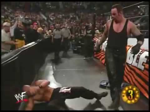 Maven eliminated The Undertaker Royal Rumble 2002 2003