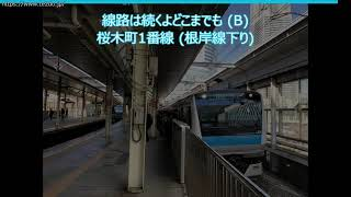 【使用中全曲+α】JR東日本 ご当地発車メロディ集