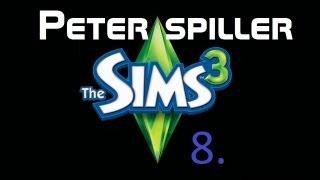 """Peter spiller - Sims 3 del #8 """"En kat mere og spørgsmål"""""""