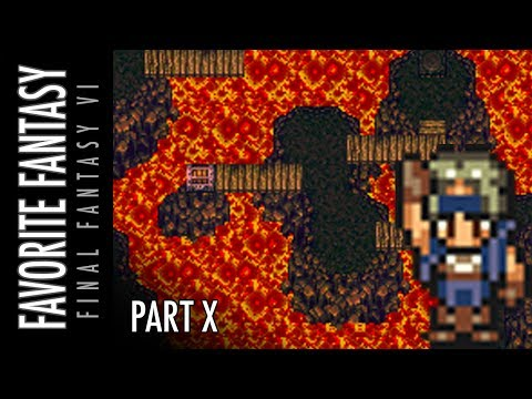 Favorite Fantasy - Final Fantasy VI - Part X