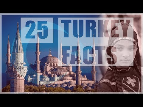 25 Amazing facts about Turkey that will Surprise you