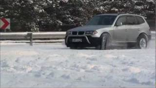 BMW X3 E83 super autko
