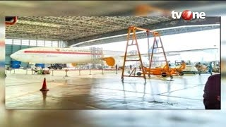 Lagi Viral! Foto Pesawat Bertuliskan Republik Indonesia, Benarkah Diperuntukan Presiden? | tvOne