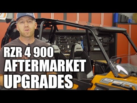 Rzr 4 900 Customization Part 2 Youtube