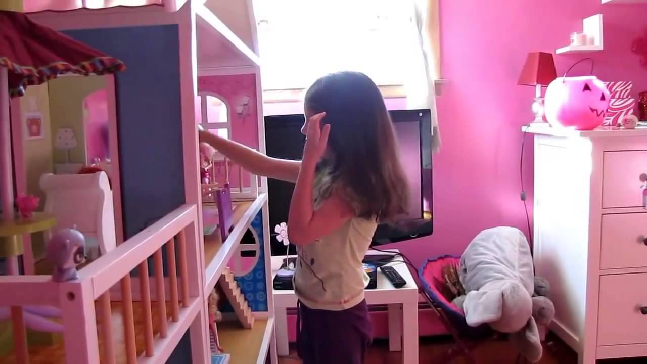 House Toys For Girls : Toys for girls imaginarium doll house youtube