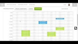 Обучение репетоторов/Работа репетитора со своим расписанием