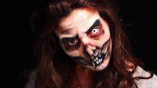 ZOMBIE (Halloween) - Makeup