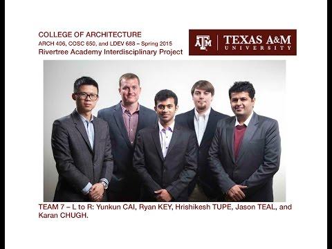 AGGIE Team 7 - Final Presentation - Rivertree Academy Interdisciplinary Project