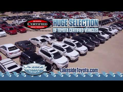 Lakeside Toyota - 2015 Used Inventory Specials