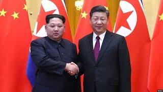 时事大家谈:美中峰会前习近平访问平壤,朝鲜这张牌有多重?