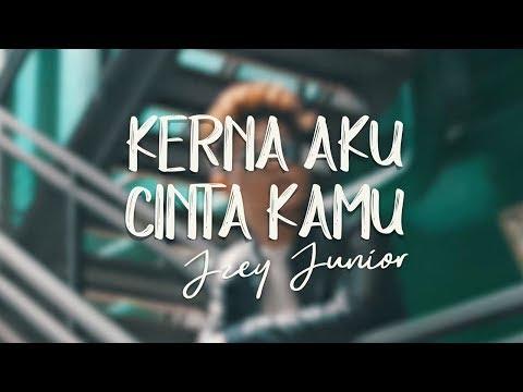 Kerna Aku Cinta Kamu - Jzey Junior (Official Lyric Video)