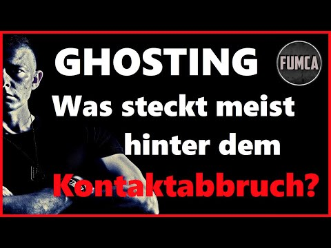 Ghosting - Wenn er/sie sich nicht mehr meldet