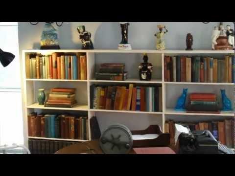 Ernest Hemingway Key West House loft books furniture belongings