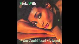 Viola Wills - Let Me Be Your Rock