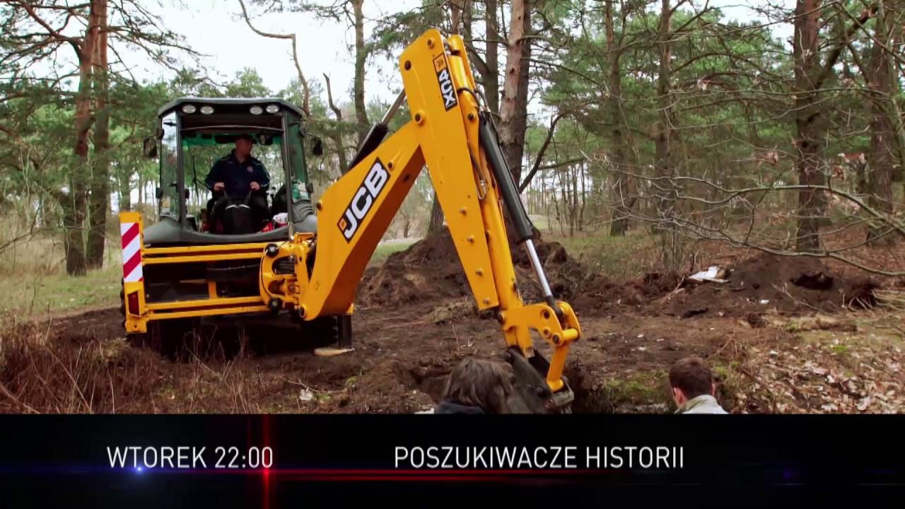 """""""Poszukiwacze historii"""" – w Polsat Play we wtorki o 22:00"""