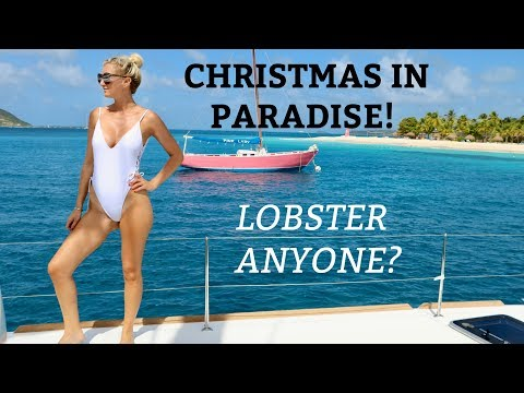 Ep30. Christmas in paradise - Lobster anyone?