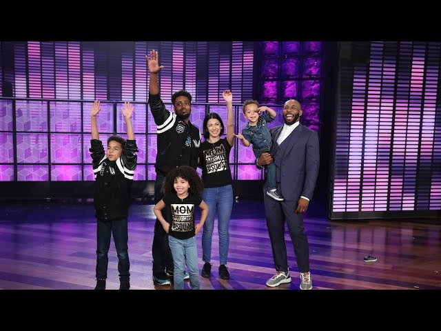 tWitch Helps Dancing Viral Family's Dream Come True