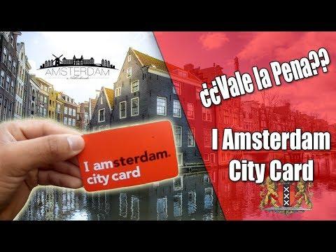 Que hacer en AMSTERDAM con esta tarjeta!   Ken Peralta