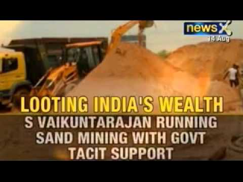 News X: Special team begins probe into illegal mining in Tamil Nadu Travel Video
