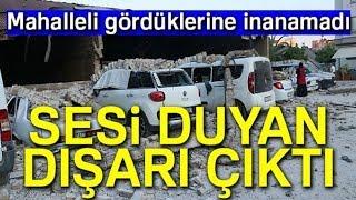 Adana'da Fabrika Duvarı Araçların Üzerine Çöktü
