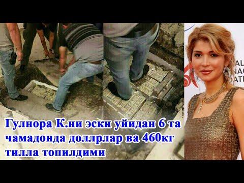 Gulnora Karimovani O'zbekistondagi Uyidan Dollrlar Topilgani Rostmi | Yangiliklar | UZP