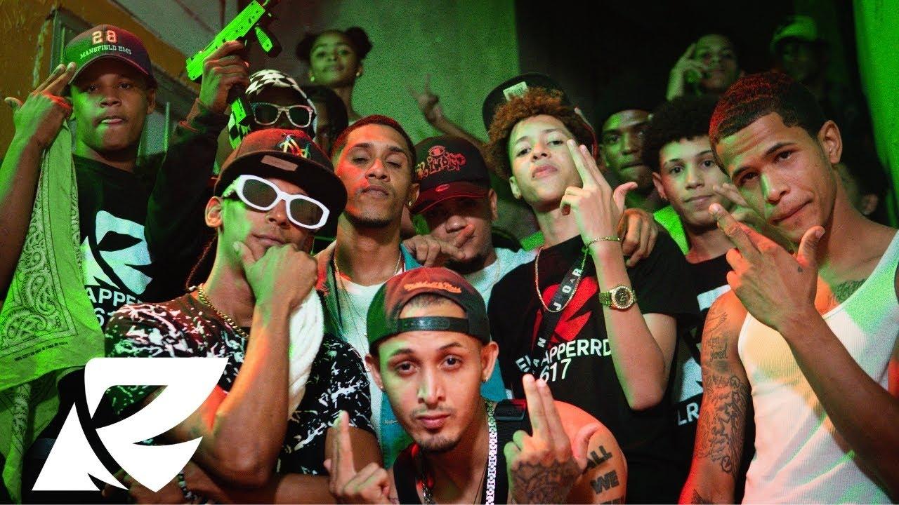 El Rapper RD - Como Nene [ La Glock ] (Video Oficial)