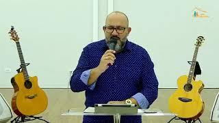 Culto completo na IPB Jd. Alvorada em 05-04-20 - Lições em meio à Pandemia - Pr. Márcio Barzotto.