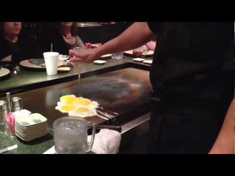 Japanese steak house