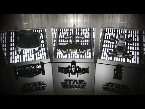 Starwars Battle Drones Review and Flight