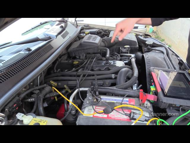 P1391 Jeep CMP or CKP Signal Intermittent Condition: Code Meaning