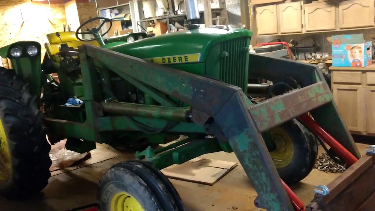 John Deere 2010 Hydraulic Pump, Brakes, Carburetor, Loader