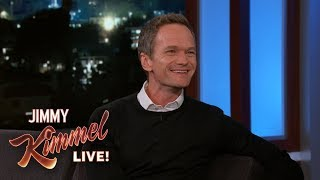 Neil Patrick Harris on Hosting the Oscars and Kimmel