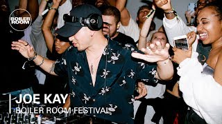 Joe Kay | Boiler Room Festival | Day 2: Rap