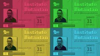 VINJETO: Instituto Butantan: pli ol vakcina produktejo – Aleksandro Prado