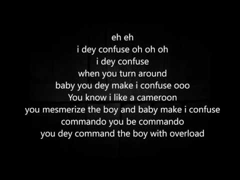 Mr Eazi- Leg over (Lyrics)