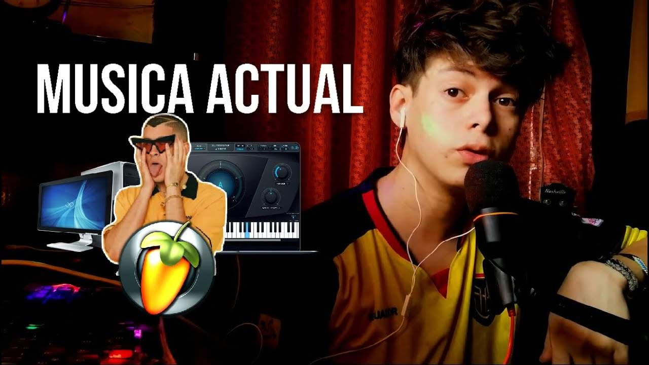 Como Se Hace La Musica Actual Youtube